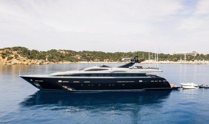Mado Charter Yacht