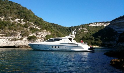 Last Chance Charter Yacht