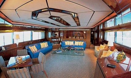 Alia 7 Charter Yacht - 7