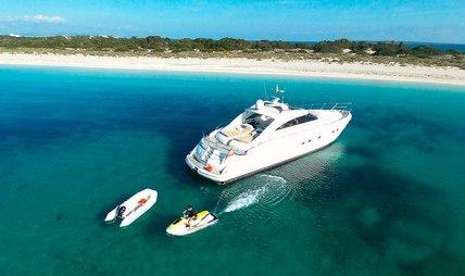 Manzana Charter Yacht - 2