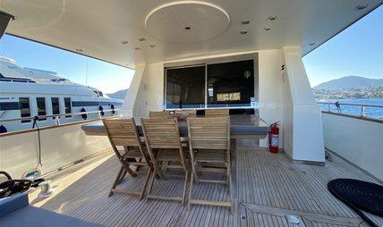 Bona Dea Charter Yacht - 4