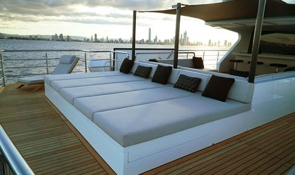 Sahana Charter Yacht - 2