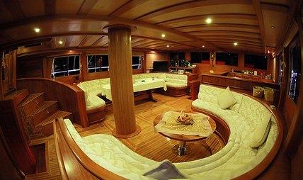 Junior Orcun Charter Yacht - 7