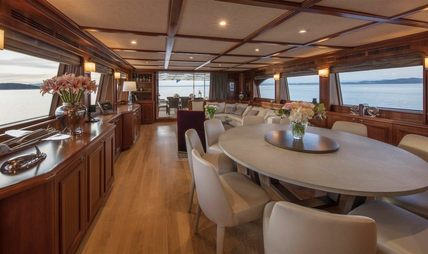 Ena Charter Yacht - 8