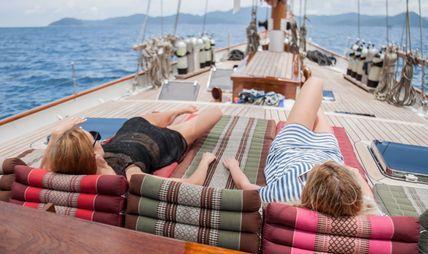 Dallinghoo Charter Yacht - 3