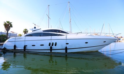 Black Zen Charter Yacht