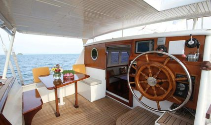 Meta IV Charter Yacht - 2
