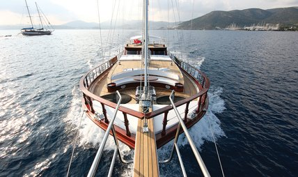 White Goose Charter Yacht - 7