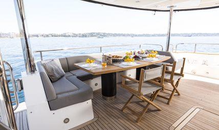 Ultraviolet Charter Yacht - 4