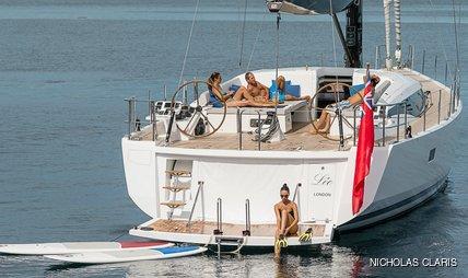 J Six Charter Yacht - 5