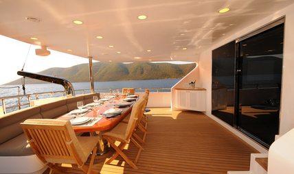 Gulmaria Charter Yacht - 4