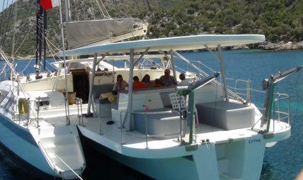 Conan Charter Yacht - 3