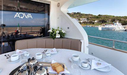 Aqva Charter Yacht - 5