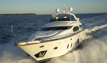 Olga I Charter Yacht