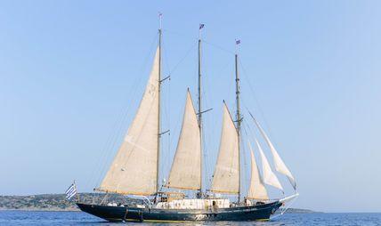 Sir Winston Churchill Charter Yacht