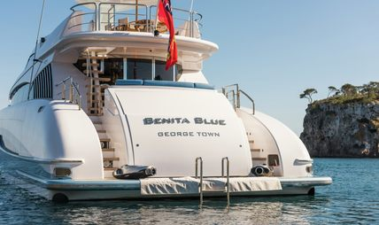 Benita Blue Charter Yacht - 5