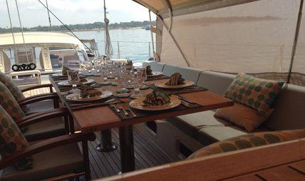 FiftyFifty II Charter Yacht - 4