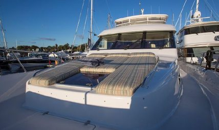 Fully Occupied Charter Yacht - 2