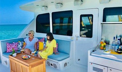 Equinox Charter Yacht - 4