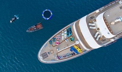 Sherakhan Charter Yacht - 2
