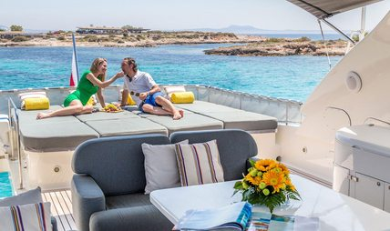 Cento by Excalibur Charter Yacht - 3