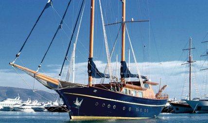 Blue Dream Charter Yacht