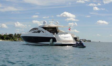 Aguila Charter Yacht