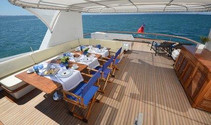 Camellia  Charter Yacht - 4