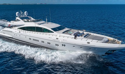 Incognito Charter Yacht