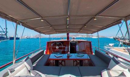 Dragut Charter Yacht - 4