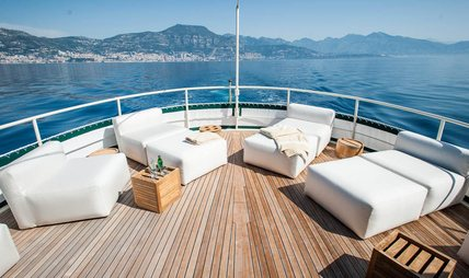 Maria Teresa Charter Yacht - 3