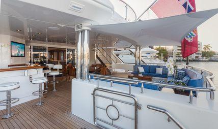 Chasing Daylight Charter Yacht - 4