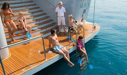 Idol Charter Yacht - 4
