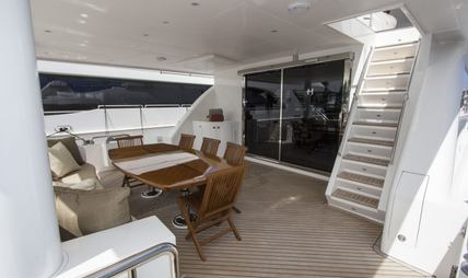 Carbon Copy Charter Yacht - 4