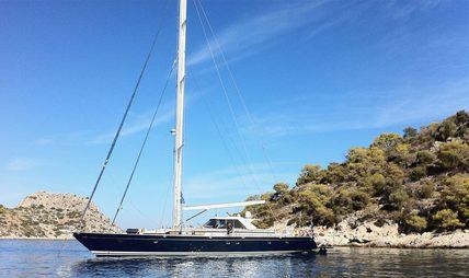 Centurion Charter Yacht