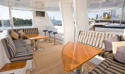 Phoenix One Charter Yacht - 4