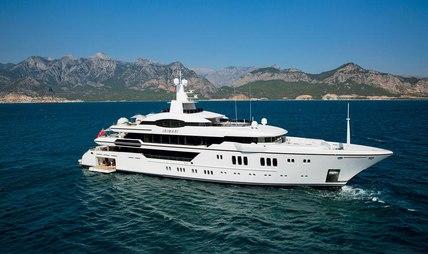 Irimari Charter Yacht