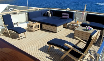 Mia Rocca IX Charter Yacht - 4