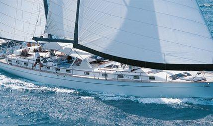 High Aspect Charter Yacht