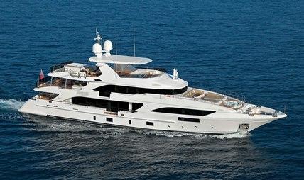 Oryx Charter Yacht