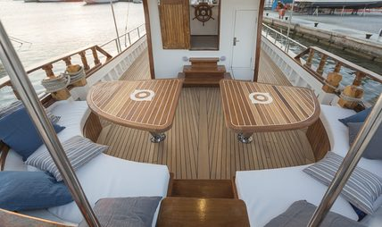 Cosmos Charter Yacht - 2