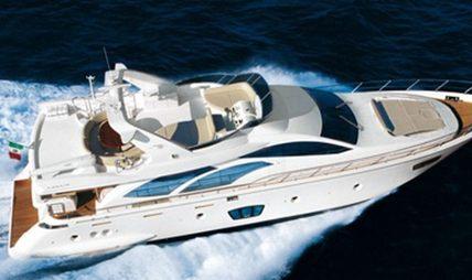 Alexsophie Charter Yacht