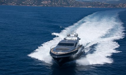 Something About Meri Charter Yacht - 5