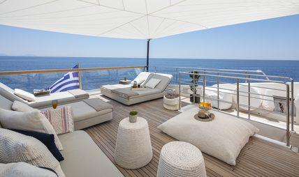 Dinaia Charter Yacht - 2