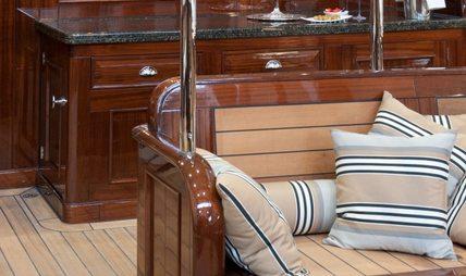 Mikhail Vorontsov Charter Yacht - 4