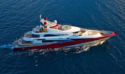 joyMe Charter Yacht
