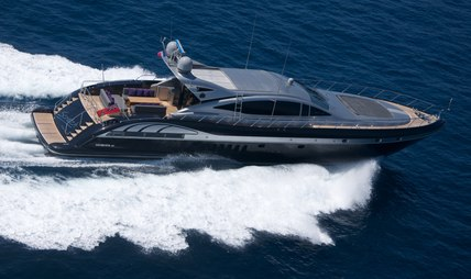 Something About Meri Charter Yacht