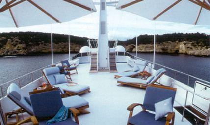 The Goose Charter Yacht - 2