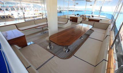 Aegean Clipper Charter Yacht - 8
