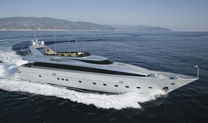 Be Cool² Charter Yacht